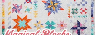 Magical Blocks: Out of the Box Online Quilting Class