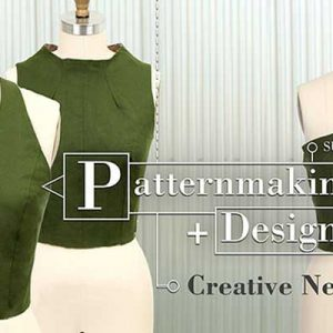 Patternmaking + Design – Creative Necklines Online Sewing Class