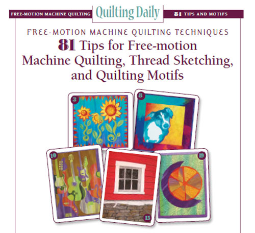 Free eBook: Free Motion Machine Quilting