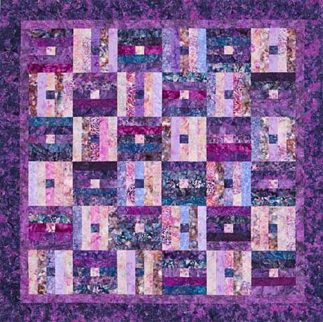 Plum Pudding Quilt Free Quilt Pattern Love To Sew