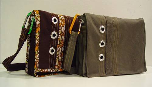 Connor's Messenger Bag – Free Sewing Tutorial