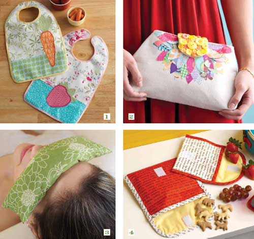 Free eBook - Easy Sewing Projects for Beginners and All Sewists