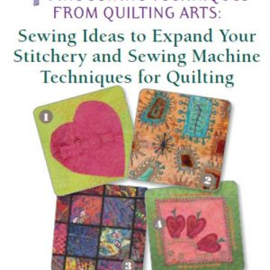 Free eBook: Machine and Hand Stitching Techniques