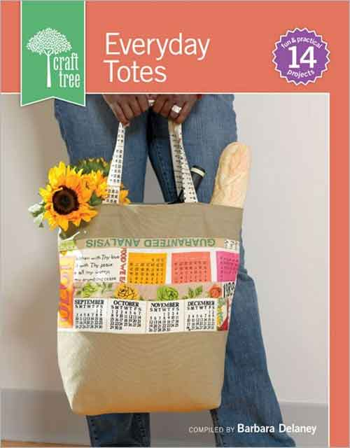 Add a little style to your daily activities with 14 fun, everyday totes.