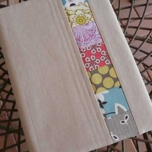 Fabric Journal Cover – Free Sewing Tutorial