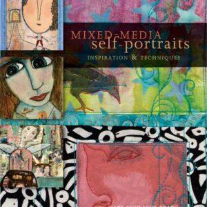 Mixed-Media Self-Portraits