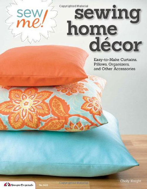 Beautify your home with easy sewing projects for handmade decor.