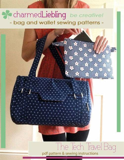This stylish bag is perfect for everyday use and features a removable tablet sleeve.