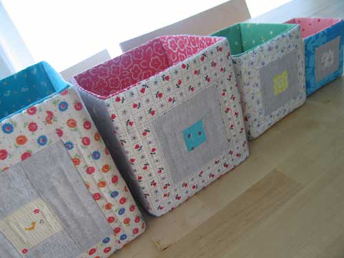 Cloth Stacking Blocks - Free Sewing Tutorial by Oh, Fransson!