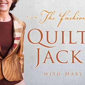 The Fashionably Quilted Jacket: Online Sewing Class