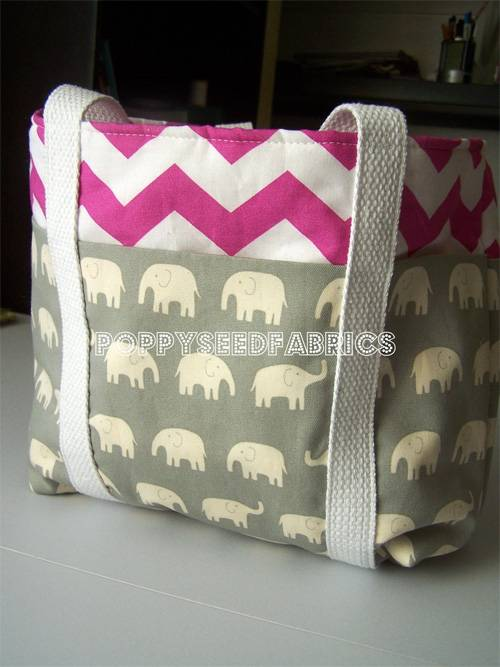 Super Easy Tote Bag