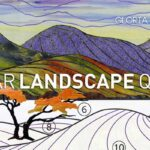 Linear Landscape Quilts Online Quilting Class