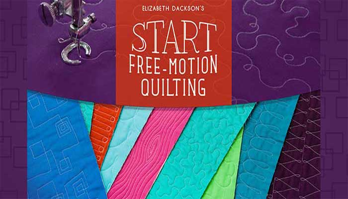Start Free-Motion Quilting: Online Quilting Class