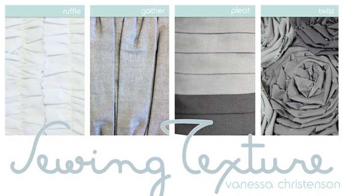 Sewing Texture: Online Sewing Class
