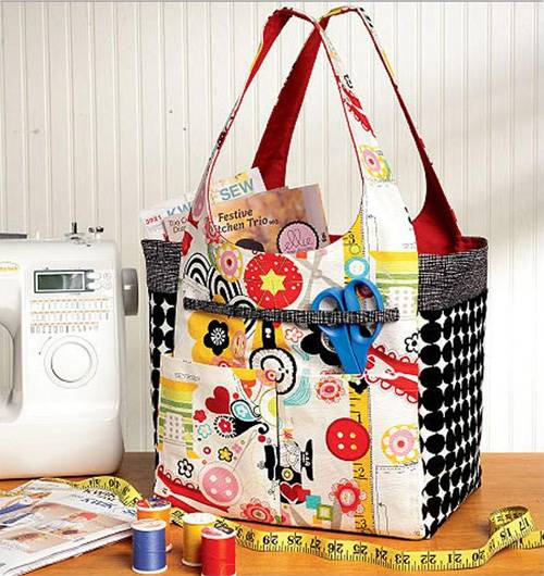 Crafty Carriers Sewing Pattern