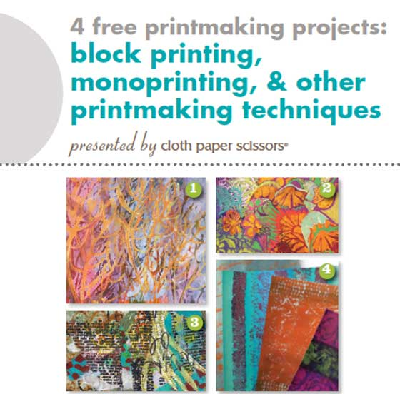 Free eBook: Printmaking Projects