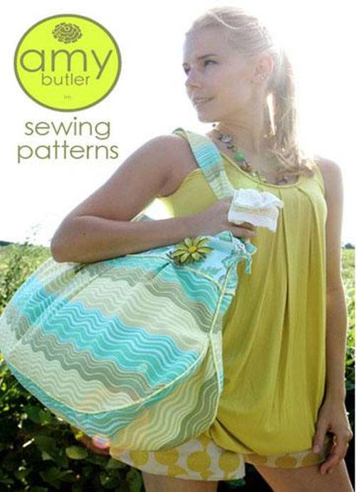 This bag is just the right size to hold just about everything and is perfect as an everyday tote or craft carryall.