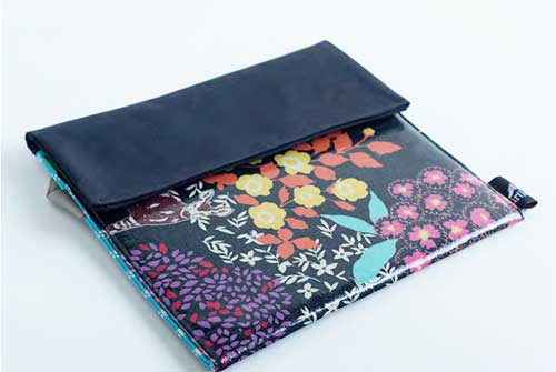Your ipad or ereader will be totally safe and secure using this protective ipad cozy.