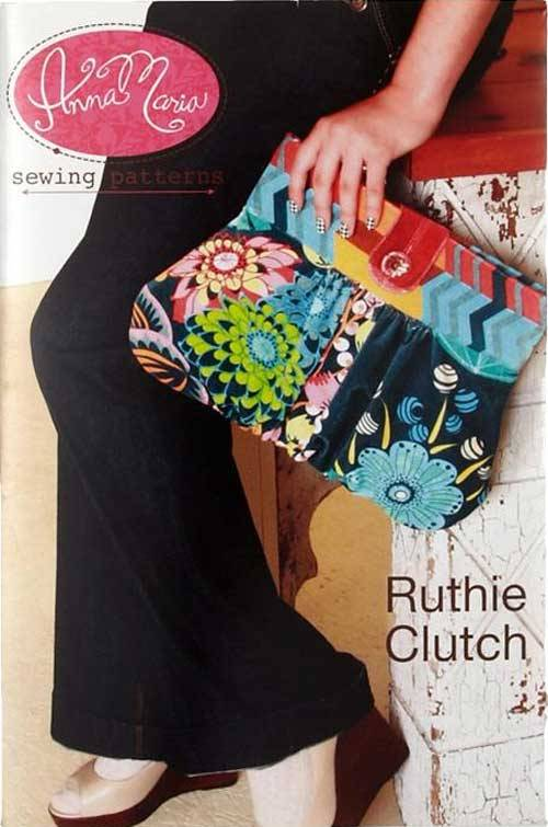 Ruthie Clutch Sewing Pattern