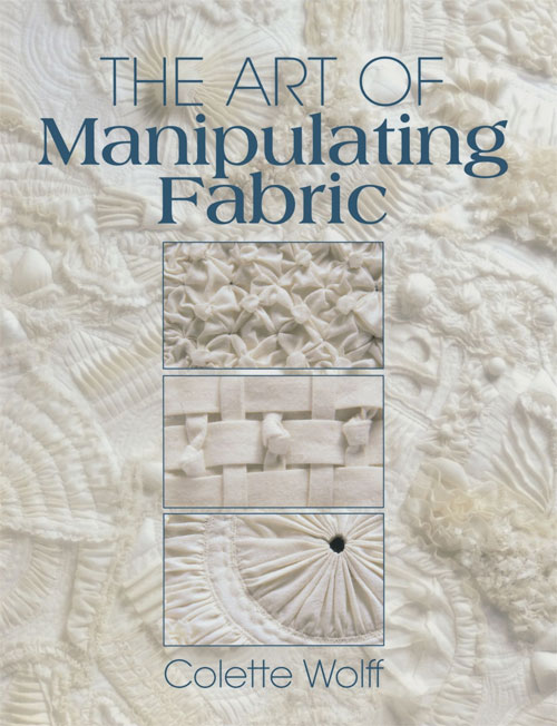 An encyclopedia of three-dimensional fabric manipulation techniques that show you how to resurface, reshape, restructure and reconstruct fabric.