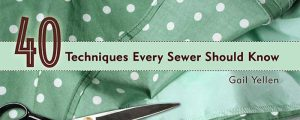 40 Techniques Every Sewer Should Know Online Class