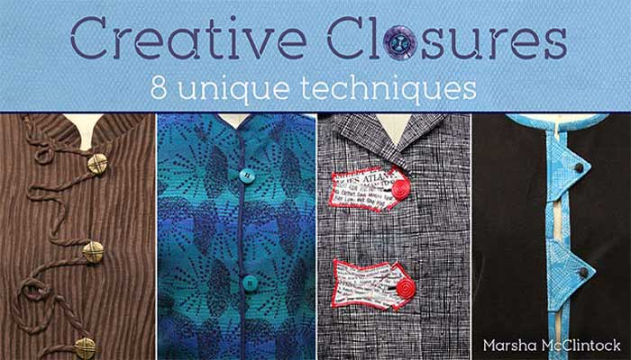 Creative Closures- 8 Unique Techniques: Online Class