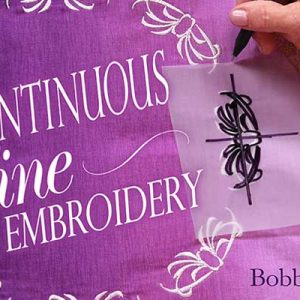 Continuous-Line Embroidery Online Sewing Class