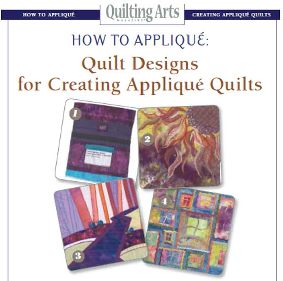 Free eBook: Creating Applique Quilts