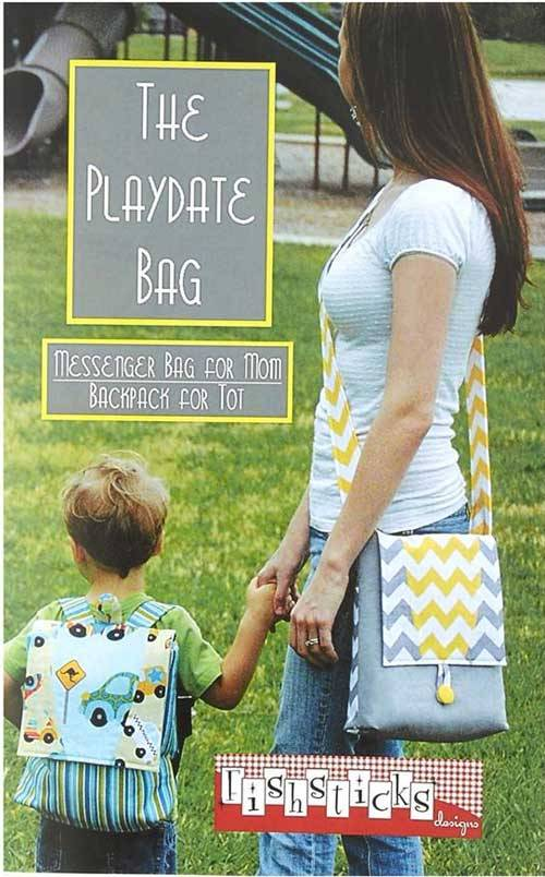 Play Date Bag Pattern