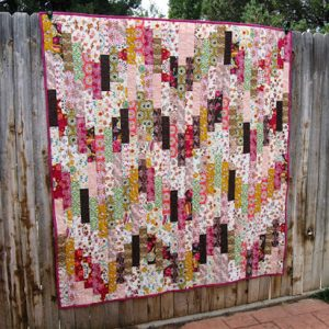 Playing the Scales Quilt – Free Quilting Tutorial