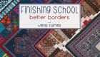 Finishing School: Better Borders Online Class