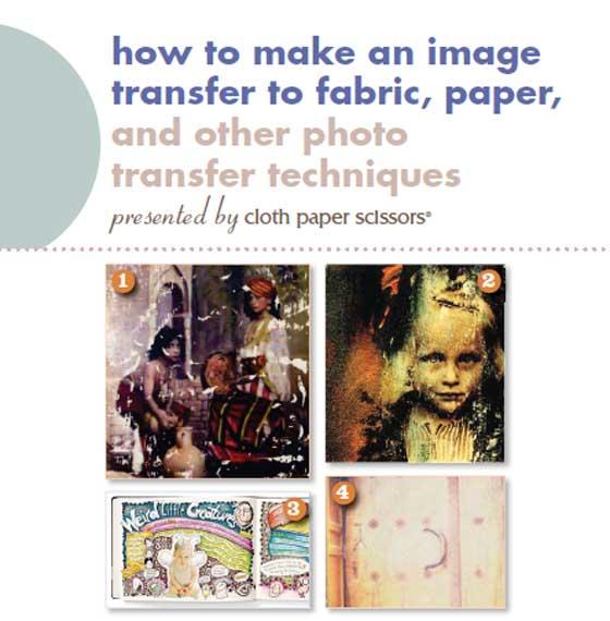 Free eBook: Image Transfer Techniques