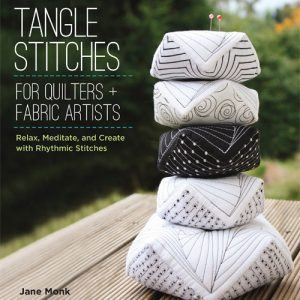 Tangle Stitches for Quilters and Fabric Artists
