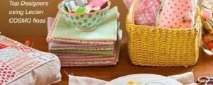 Stitch Zakka: 22 Projects to Sew & Embellish
