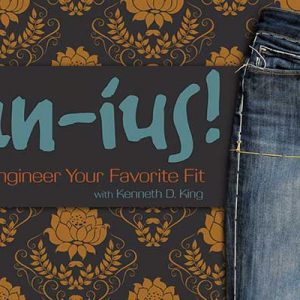 Jean-ius! – Reverse Engineer Your Favorite Fit Online Sewing Class