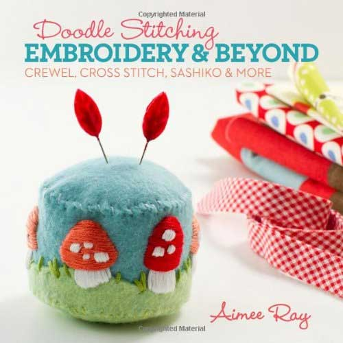 The fun and whimsical designs in this book will appeal to stitchers of all levels.