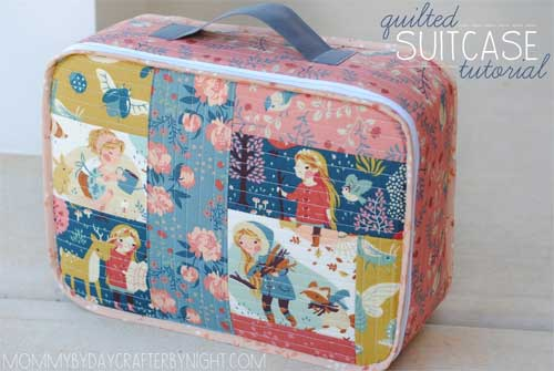 quilted-suitcase