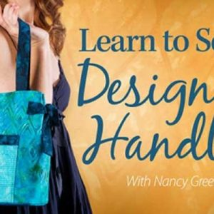 Learn to Sew a Designer Handbag Online Sewing Class