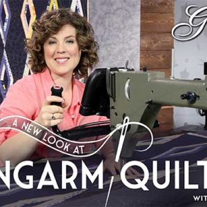 A New Look at Longarm Quilting Free Online Class