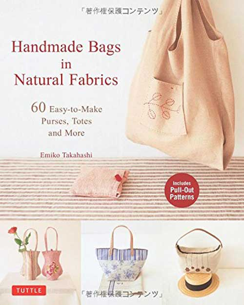 25 basic bag styles along with sixty variations and the know-how to customize each bag to suit any style.