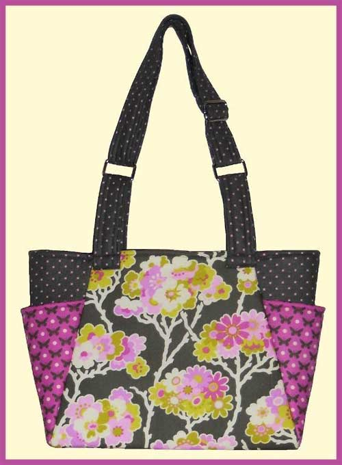 Heather's Bag Sewing Pattern by Sewphisti-Cat