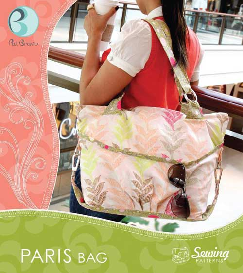 Use this bag to go shopping, as a baby tote, to go to work, or even as a carry-on for your next trip.