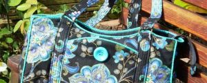 The Betty Bag Sewing Pattern