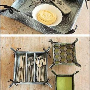 The Everyday Fabric Tray Sewing Pattern
