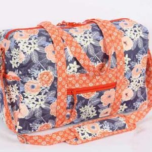 Get Out Of Town Duffle Bag Pattern