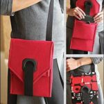 Quick Grommet Crossbody Bag Pattern