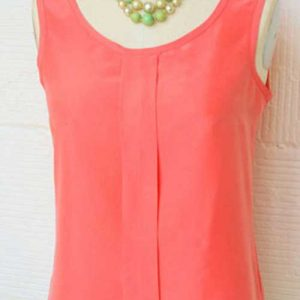 Sorbetto Top – Free Sewing Pattern
