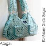Abigail Purse Sewing Pattern