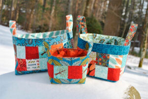 Basket of Charm Sewing Pattern