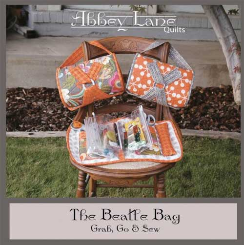 The Beatle Bag With Inserts Pattern